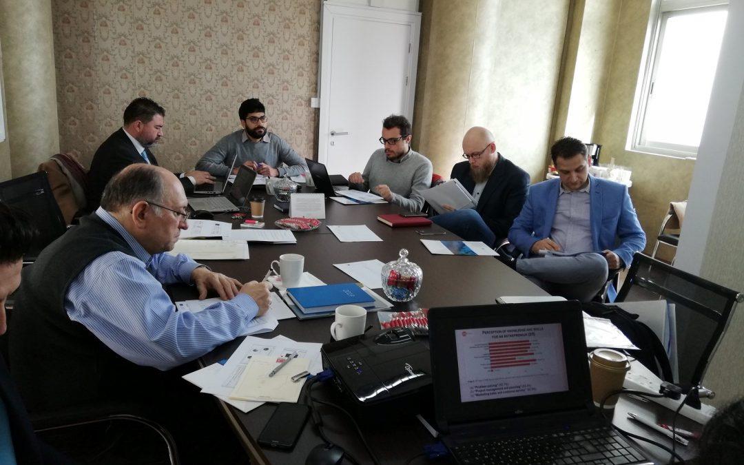 2nd partner meeting – YESS